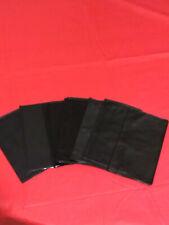 13 Black Checkbook Covers