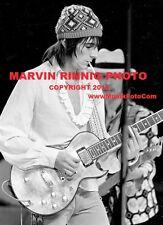 ROD STEWART & FACES & RON WOOD..PHOTO 8x11-1972- SALE L.A. FORUM RARE