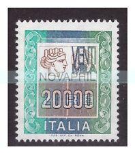 REPUBBLICA 1987  - ALTI VALORI  LIRE 20000  NUOVO **