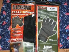 Blackhawk, S.O.L.A.G.Full Finger Glove Black (NIB )
