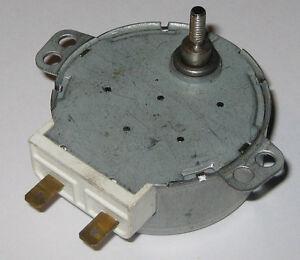 12 VAC Timer Motor - 1 RPM - 60 Hz - TYJ50-8 Synchronous Motor - 4 Watt Motor