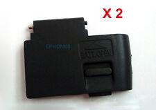 2 PCS NEW BATTERY COVER DOOR LID CAP FOR Canon EOS 350D 400D REPLACEMENT PART