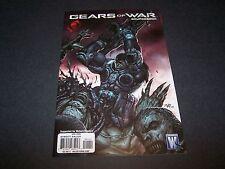 GEARS OF WAR SOURCEBOOK XBOX360 COMIC 2 3 MARCUS FENIX CRIMSON OMEN DOM SANTIAGO