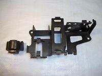 Honda VF700C Magna OEM Wiring Plastic Harness Connector Bracket Relay Mount