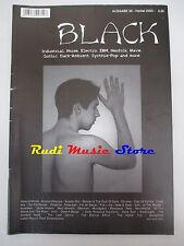 BLACK MAGAZINE 33/2003 Marc Almon Zeraphine Arcana Obscura Ikon Fire & Ice No*cd