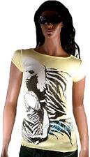 AMPLIFIED Official BLONDIE Strass Debbie Rock Star ViP Vintage T-Shirt g.XS