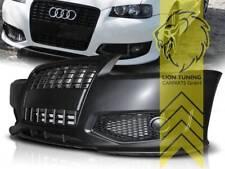Frontstoßstange für Audi A3 8L Single Frame Optik auch für S-Line Grill schwarz