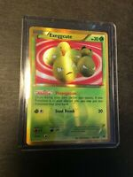 Exeggcute 102/101 Secret Rare Black & White Plasma Blast Pokemon TCG Card Gold