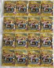 LEGO MINIFIGURES (71007) - Series 12 -COMPLETE SET of 16 Figures - New & SEALED!