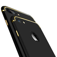 Ultra Thin Slim Shockproof PC Case Cover Skin For Apple iPhone 7 6s 6 Plus