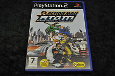 Playstation 2 Action Man A.T.O.M. Alpha Teens On Machines