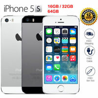 Apple iPhone 5s 16GB 32GB 64GB All Colours Unlocked 4G Smartphone UK TOP Seller