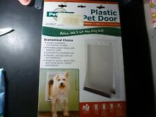 New listing PetSafe Ppa00-10959 Pet Door with Soft Tinted Flap for Dogs and Cats
