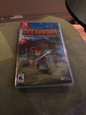 Oceanhorn monstruo de Uncharted Mares Para Nintendo Switch