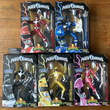 Mighty morphin power rangers legacy figure collection