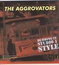 AGGROVATORS  DUBBING IT STUDIO 1 STYLE NEW VINYL LP £10.99