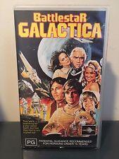 Battlestar Galactica vhs PAL