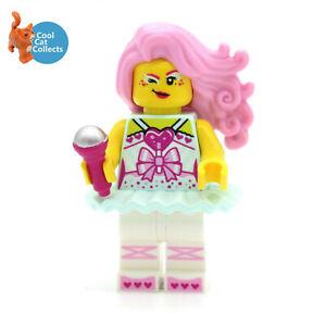 Genuine Lego Vidiyo Candy Ballerina (vid021) + Mic Accessory from 43111
