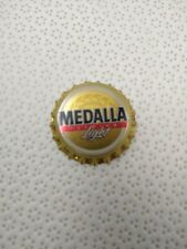 Puerto Rico Cerveza Medalla Light  Beer Bottle Cap Crown Cap Unused Very Rare!!