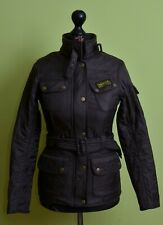 BARBOUR INTERNATIONAL POLARQUILT OUTDOOR JACKET/COAT SZ 6
