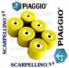 Kit 6 Rulli VARIATORE VARIATOR Rollers 10gr 19x17 Massette Piaggio Liberty 150