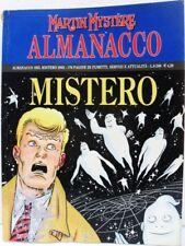 MARTIN MYSTÈRE almanacco del mistero 2002 buono
