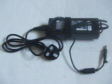 Genuine HP 463555-001 PPP016L Series 18.5V 6.5A Laptop Charger & UK 3 Pin Plug