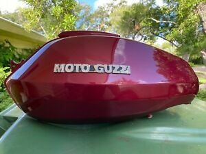Moto Guzzi fuel tank 1978