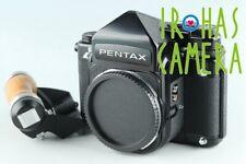 Pentax 67 TTL Medium Format SLR Film Camera #27175 E4