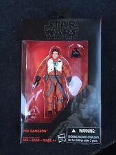 "Star Wars Black Series 3.75"" Poe Dameron Walmart CHEAP Intl Ship"