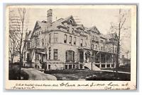 U.B.A. United Benevolent Association Hospital Grand Rapids MI 1906 Postcard