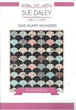 Sue Daley Designs - One Shape Wonders - Clamshells [Quilt Pattern]