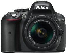 Nikon D5300 with AF-P 18-55mm Digital SLR Camera Kit