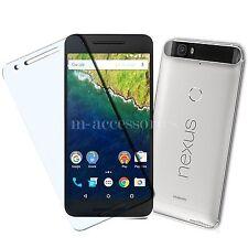 Film protecteur écran en verre trempé pour Huawei Nexus 6P Google