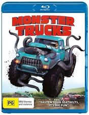 Monster Trucks Blu-Ray : NEW