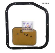 WESFIL Transmission Filter FOR Dodge&Dodge USA CHALLENGER 60-ON  A904 TF6 WCTK61