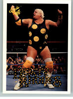 1990 Classic WWF WWE History of Wrestlemania #150 Dusty Rhodes