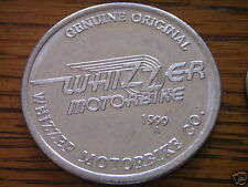 1999 Whizzer Motorbike Token, schwinn, bicycle Freeship