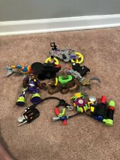 Mattel Fisher Price Rescue Heroes Action Figure Lot!