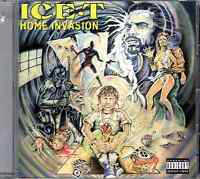 FACTORY SEALED Home Invasion [PA] by Ice-T (CD, Jun-2011, Rockbeat Records)