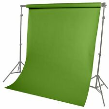 More details for green screen 1.35m x 10m chroma key background paper roll photography video