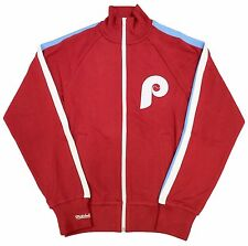 the latest 5df2b 12c35 Mitchell   Ness MLB Philadelphia Phillies Division Champs French Terry  Jacket