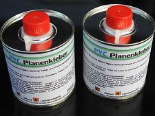 PVC Planenkleber Planenreparatur Kleber 2 x 150ml Anhängerplane Teichfolie Plane