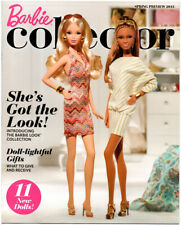 BARBIE COLLECTOR Catalog Collection Book Ad Magazine • Spring Preview 2013