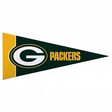 NFL Green Bay Packers Mini Felt Pennant Pack 8 Pieces