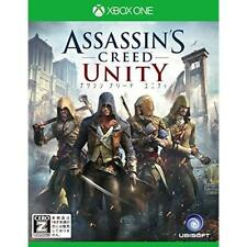 Used Xbox One Assassin's Creed Unity Japan Import