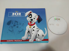 101 DALMATAS DVD + LIBRO WALT DISNEY ESPAÑOL ENGLISH &