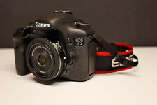 Canon EOS 7D Digital SLR Camera 18.0MP with EF-S 24mm STM Lens
