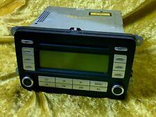 VW Touran Autoradio Radio mit CD RCD300FF 1K0035186S  - Grundig -