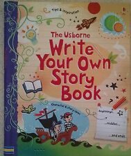 Usborne Write Your Own Story Book ages 8+
